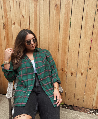 Pasttime Flannel