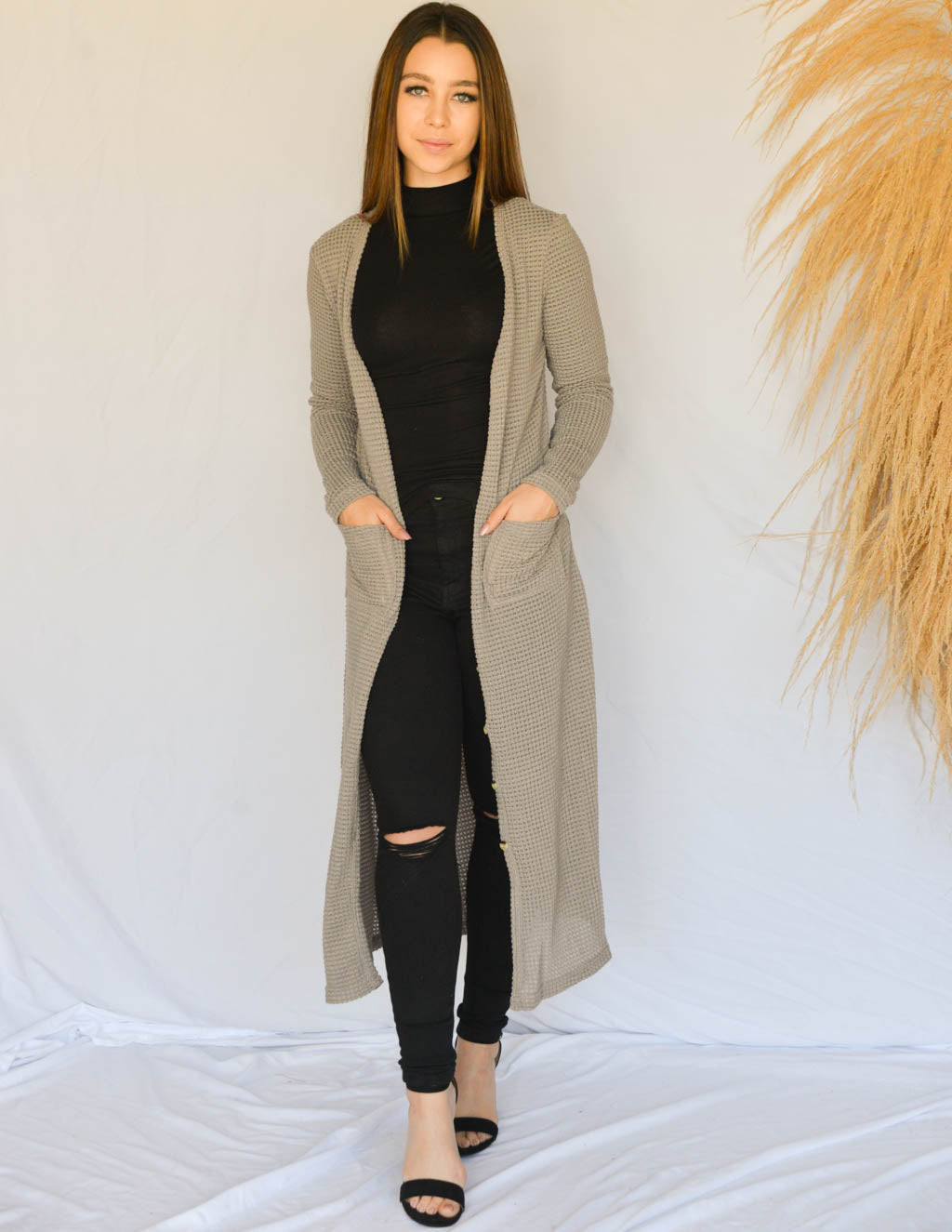 Saturdays Best Maxi Cardi