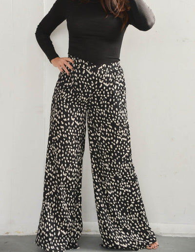 In The Mood Wide Leg Pants