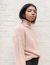 Rosewater Knit Sweater