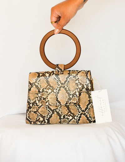 Slither Across Ring Bag