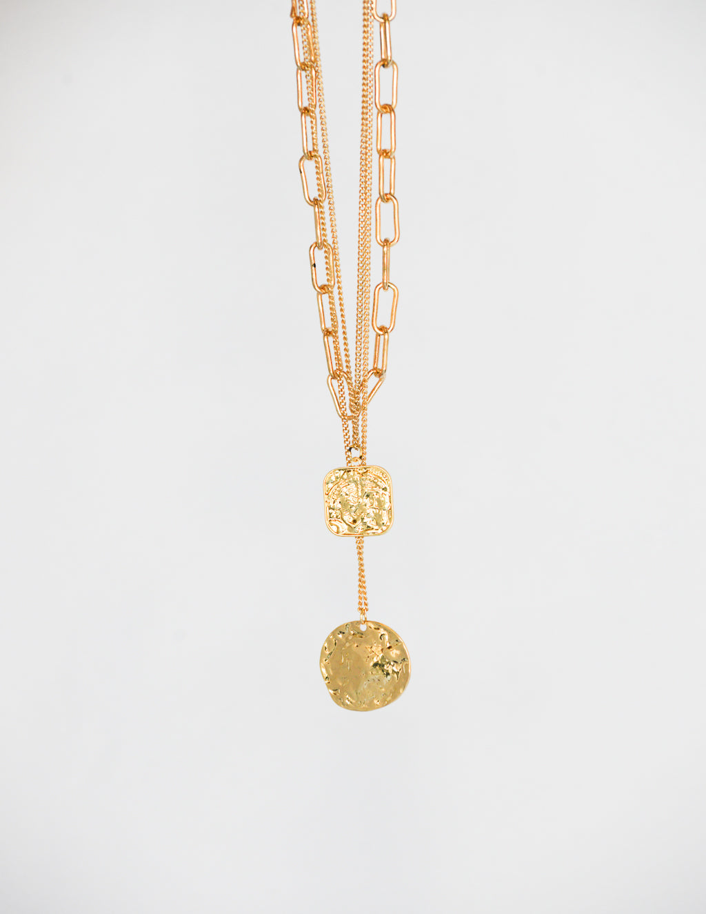 Lots To Love Gold Necklace