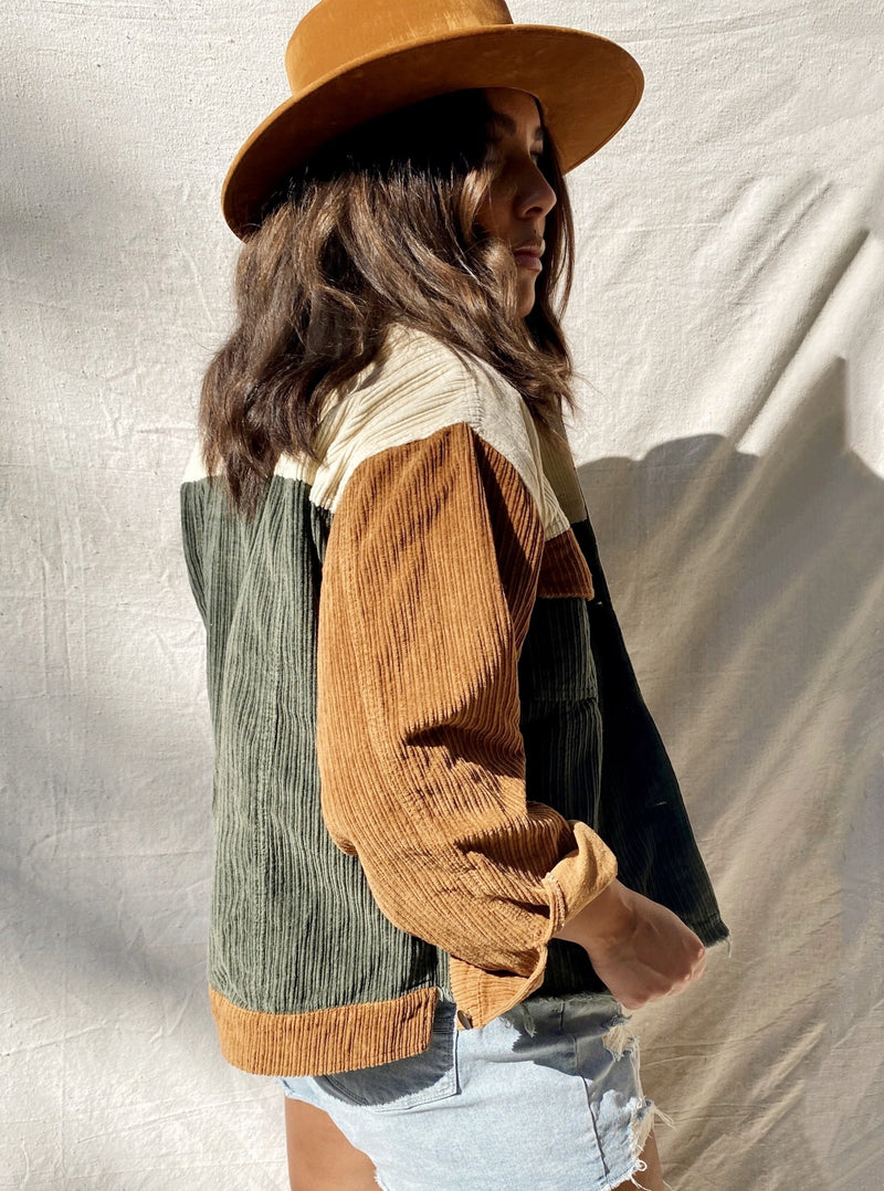 Woods Cove Vintage Cord Jacket