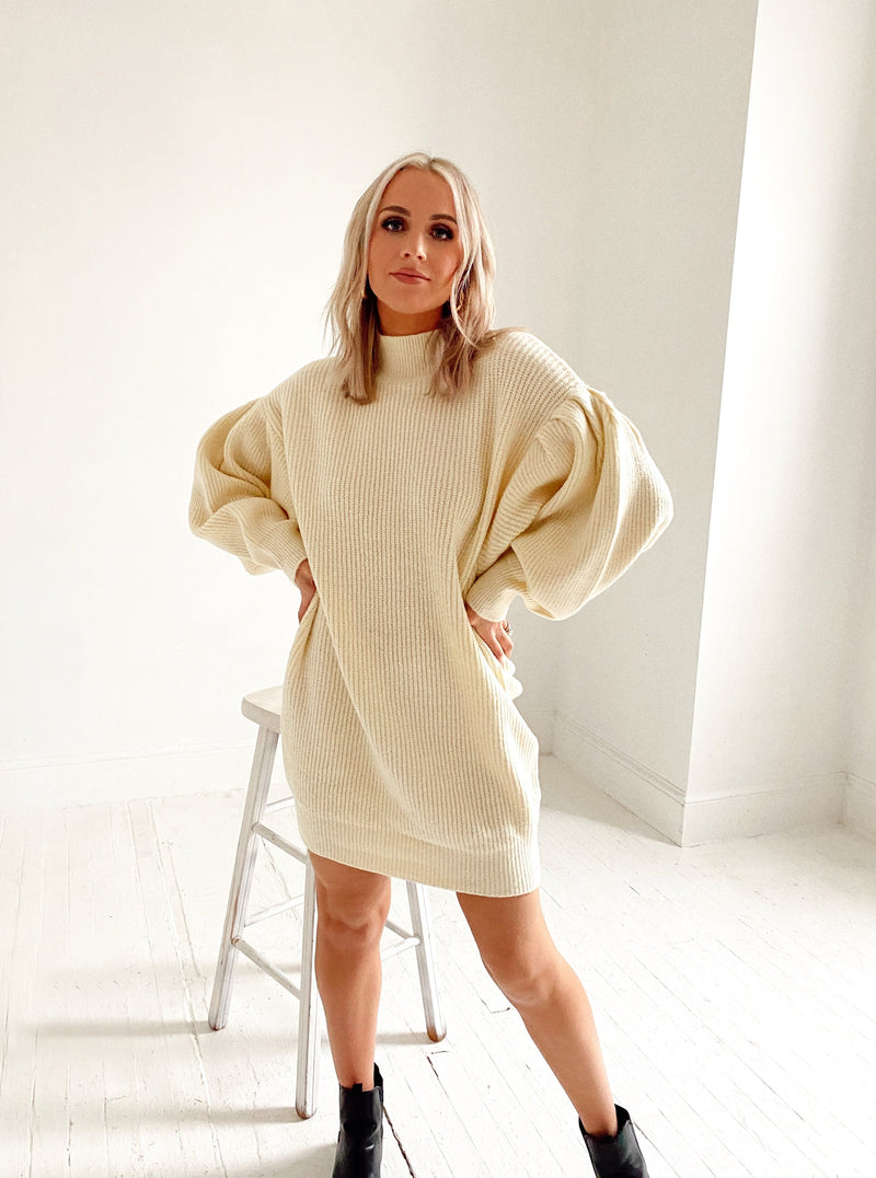 Payton Sweater Dress