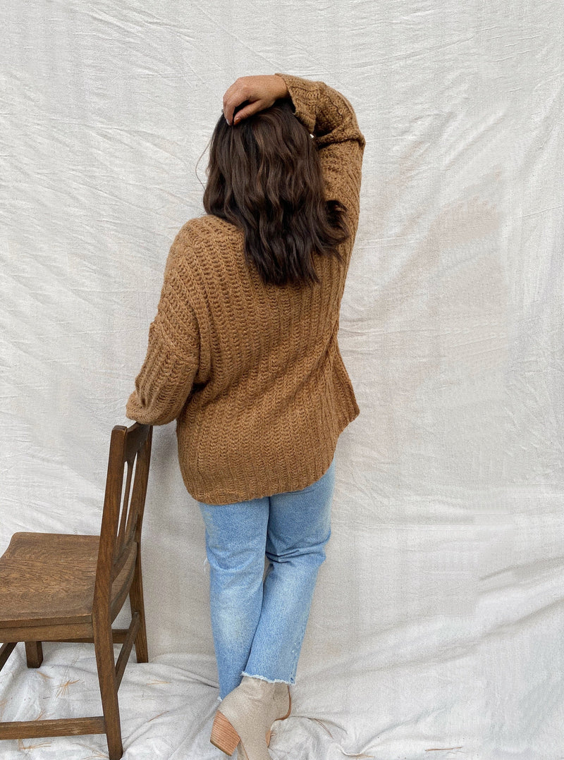Roasted Chestnut Sweater