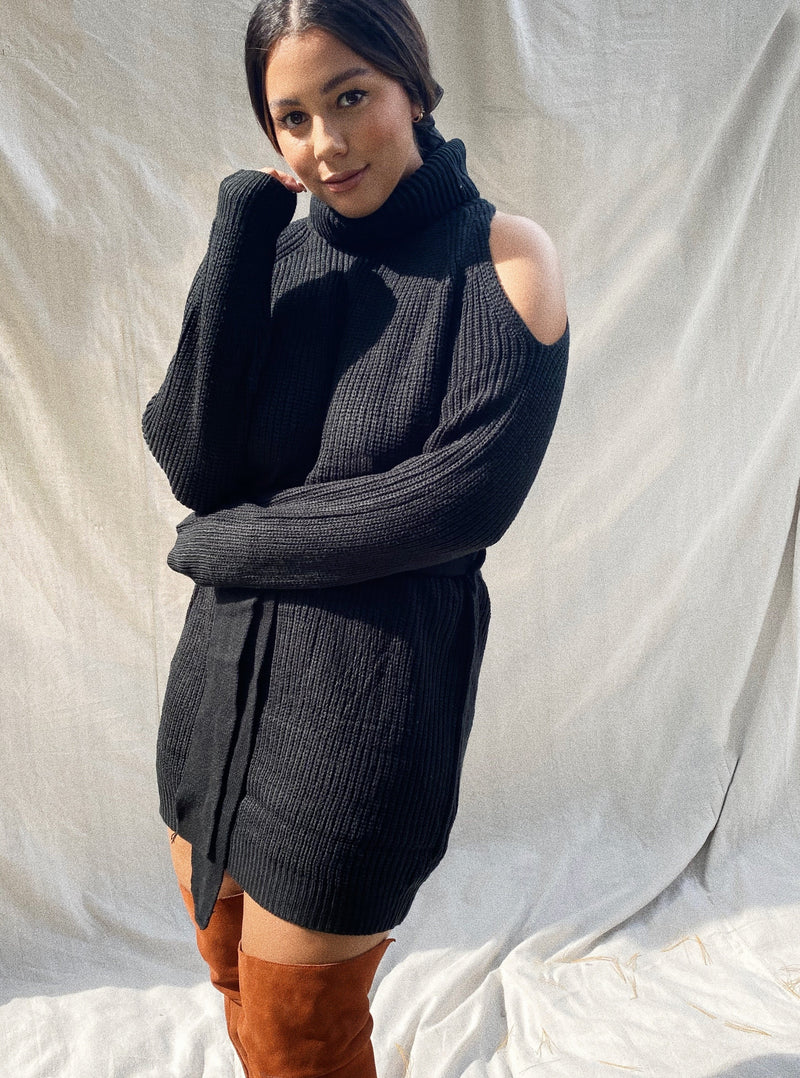 Rockwell Sweater Dress