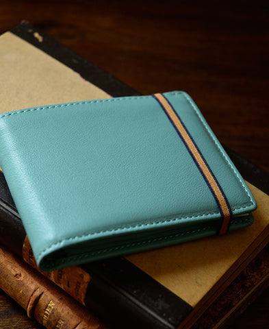 Carre Royal / Elasticated band wallet LA901  (jade)