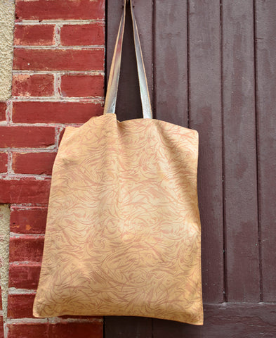 【30%off】Bandit Manchot / smooth leather tote bag  (beige)