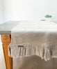 UN ESPRIT EN PLUS / linen table runner