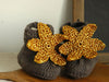 April Showers / baby shoes crochet (Grey)
