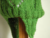 April Showers / baby hat crochet (Green)