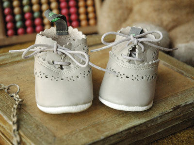【送料無料】Filament Baby Shoes (Gris craie)