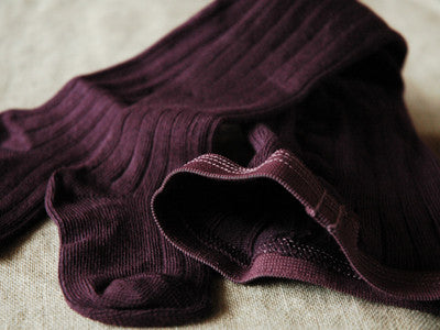 Filament  Collants (violet lilly)