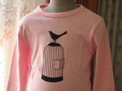 maisongeorgette T-shirts / cuicui (rose)