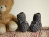 April Showers / Fabio baby shoes (chacoal)