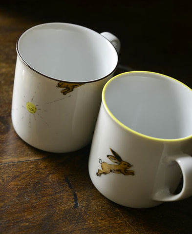 LITOLFF / cup-hare (yellow)