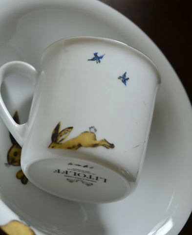 LITOLFF / cup-hare (brown)