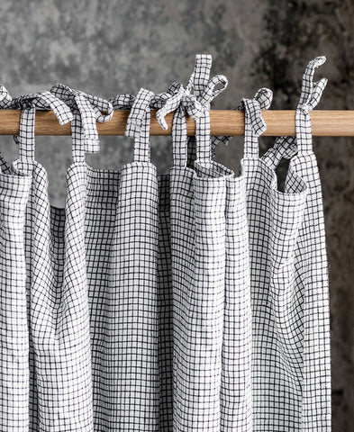 not PERFECTLINEN / CURTAIN (ties / small checks)