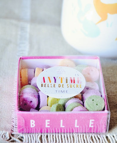 Belle de Sucre / Anytime for tea time multicolores (boutons) 送料無料!