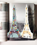 Mon petit art / Bookmarks Eiffel Tower