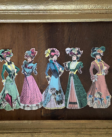 Mon petit art / Bookmarks Collector- Belle Epoque