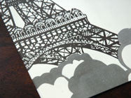 Letter Sets / La Tour Eiffel (set of 10)