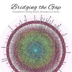 Bridging the Gap: A Mandala Coloring Book