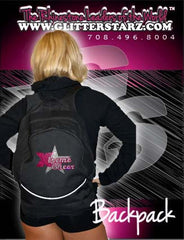 Bling Backpack Featuring Xtreme Tumble and Cheer Rhinestone Logo
