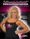 Cami Tank Top Featuring Xtreme Tumble and Cheer Rhinestone Logo