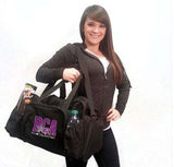 Bling Duffel Bag Featuring River City Allstars Rhinestone Logo