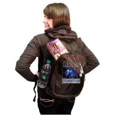 Bling Backpack Featuring Colorado School of Dance Rhinestone Logo