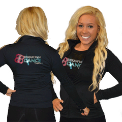 Cadet Jacket Featuring Broadway Bound Rhinestone Logo