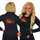 Cadet Jacket Featuring Elite Heat Rhinestone Logo