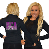 Cadet Jacket Featuring River City Allstars Rhinestone Logo