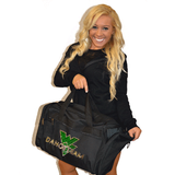 Bling Duffel Bag Featuring Waubonsie Valley Dance Rhinestone Logo