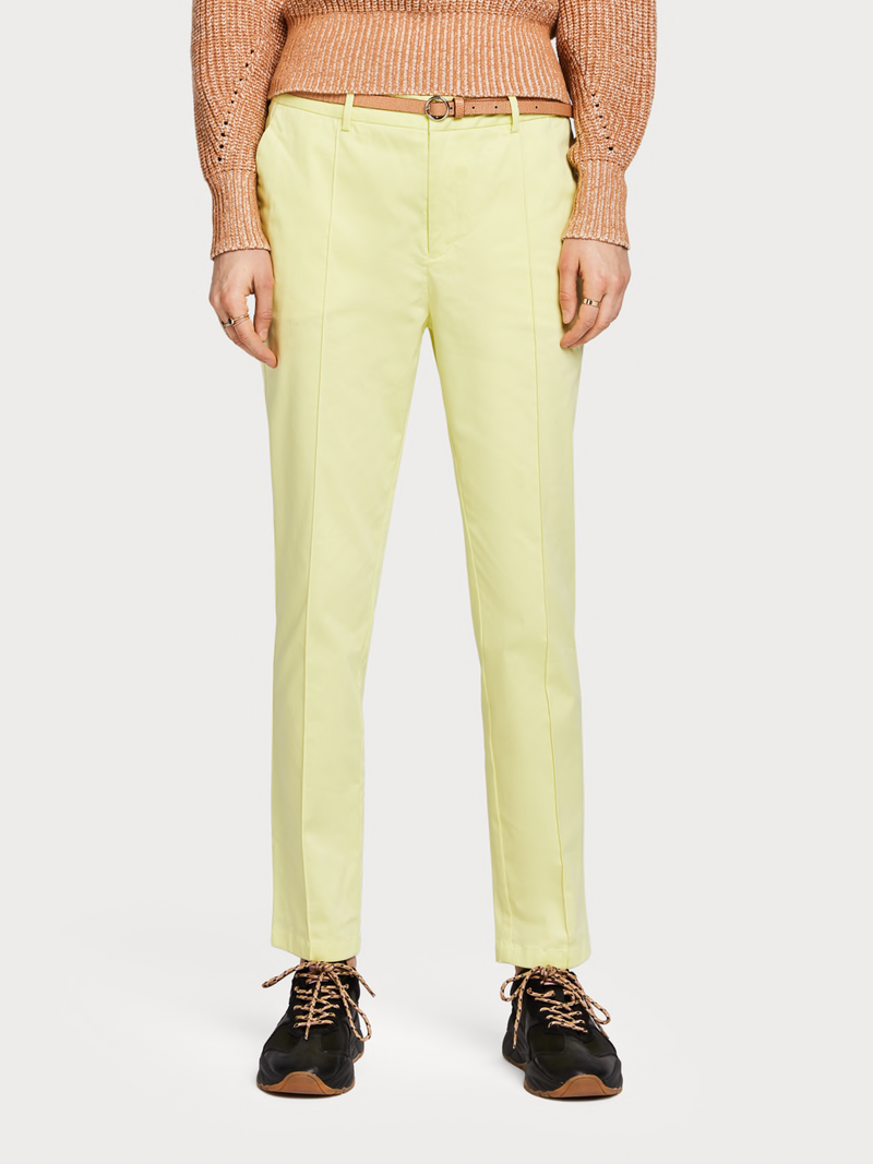 Regular Fit Chino - Citrus