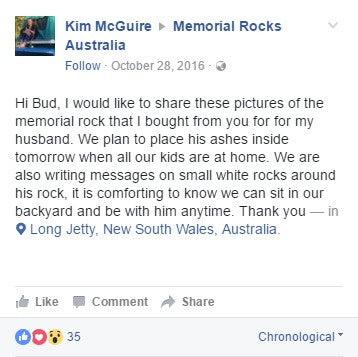 Memorial Rock review
