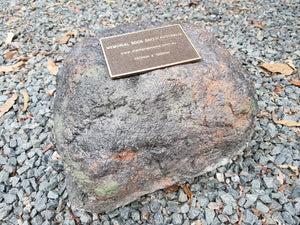 Memorial Rock Urn 963 Small-Single