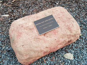 Extra Large Memorial Rock   'Plus 4' series no 970