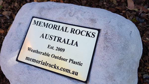 Memorial Rock Urn 1062 Small-Single