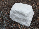 Memorial Rock Urn 903 Small-Single. Kosciuszko White Series SSWH