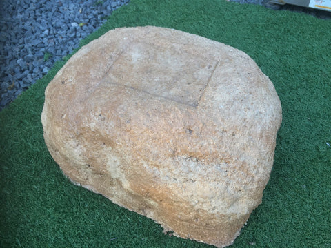 Memorial Rock Urn 947 Small-Single.