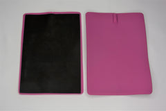 140 x 200 mm Pink Silicone Body Contact (each)