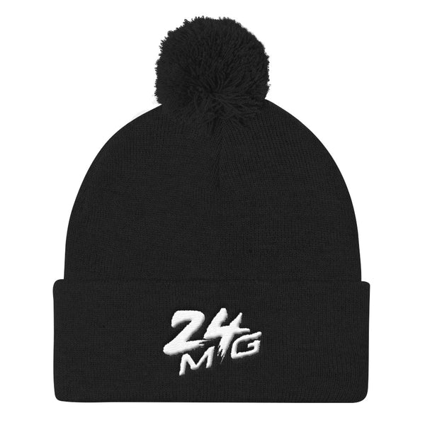 24 Money Gang Logo Beanie