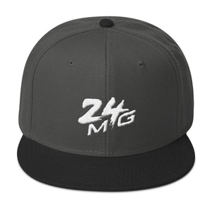 24 Money Gang Logo Snapback