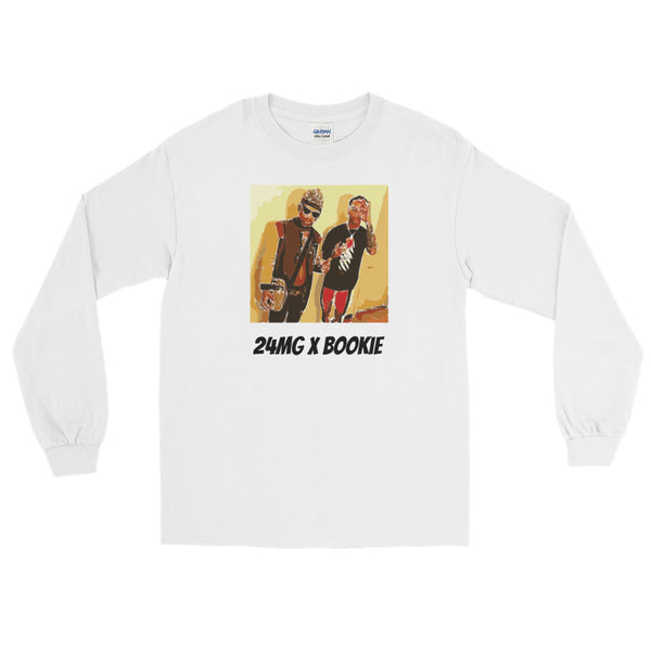 24MG x Bookie LS Tee