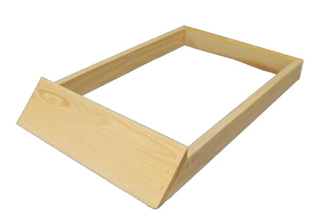 Wooden Hive Stand - 10 Frame