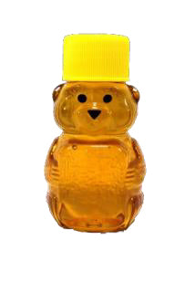 2oz Mini Bears 24 ct with Lids