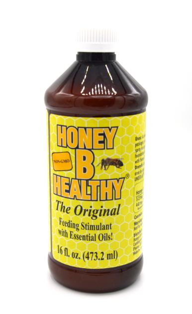 Honey B Healthy - 16oz - HBH