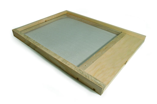 Screen Bottom Board with Drawer - 10 Frame